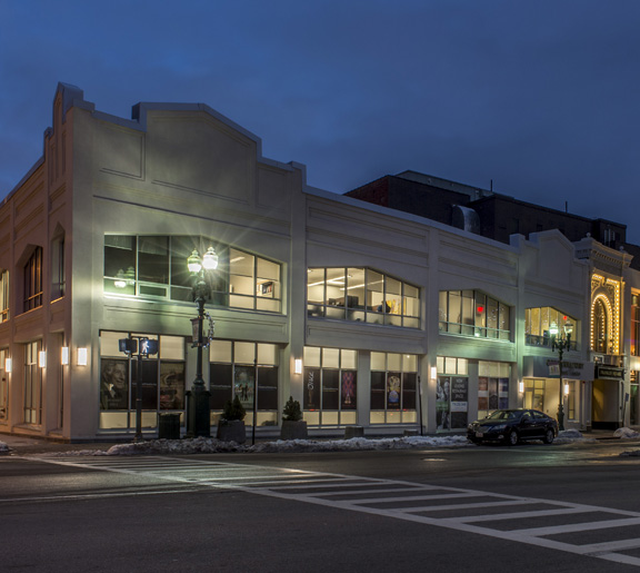 Hanover Theatre Expansion